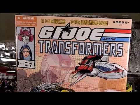 Sdcc 2013 G I Joe And Transformers Epic Conclusion Jetfire