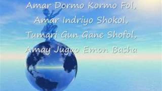 Kari Amir Uddin: Amar Ei Balobasha