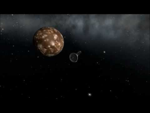 KSP: New Horizons in Real Solar System