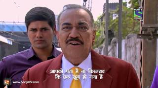 CID : Mumbaicha Dabbawala - Episode 1050 - 7th March 2014