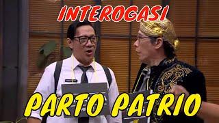 [FULL] INTEROGASI PARTO PATRIO, NGAKAK TEROOS! | LAPOR PAK! (18/06/21)