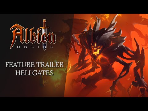Albion Online | Feature Highlight: Hellgates