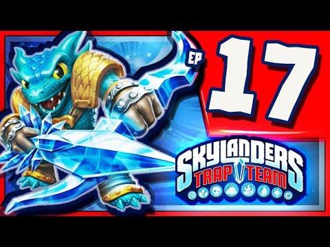 Skylanders Trap Team Wii U - Walkthrough Part 17 Kwife Kills Skylanders