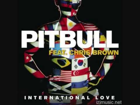 Pitbull Feat. Chris Brown - International Love video