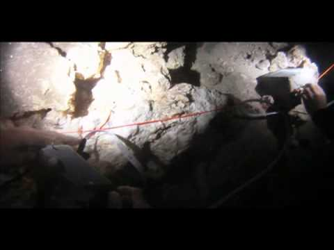 Cave Survey and changing the line