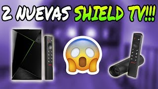 2 NUEVAS Nvidia SHIELD TV Muy Cerca!!! || Nvidia SHIELD TV Pro y SHIELD TV Stick