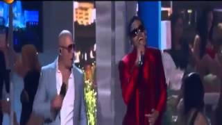 Pitbull   Fun ft  Chris Brown Live Performance 2015 Billboard Music Awards 2015 #BBMAS