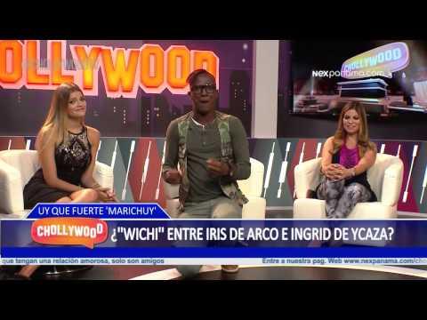 Wichi entre Iris De Arco e Ingrid De Ycaza