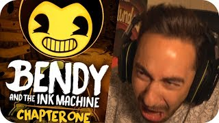 DISNEY DA MIEDO   BENDY AND THE INK MACHINE CHAPTER ONE