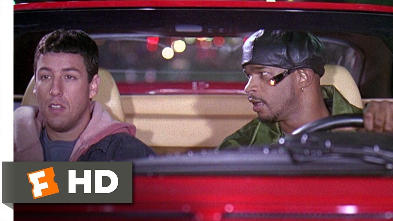 Bulletproof (1/10) Movie CLIP - Stealing the Ferrari (1996