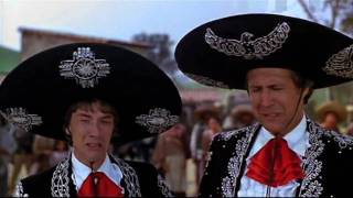 The Three Amigos trailer