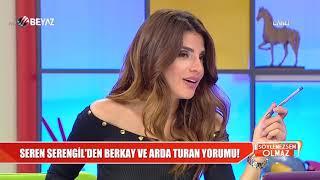 Ahmet Çakar'dan Arda ve Berkay'a büyük tepki/Seren Serengil'den Berkay ve Arda Turan yorumu
