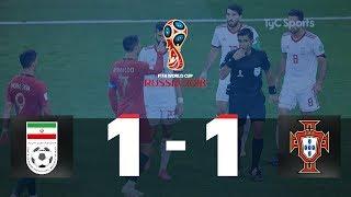 Highlights Irán vs. Portugal | #TyCSportsMundial