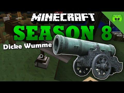 DICKE WUMME «» Minecraft Season 8 # 12 HD