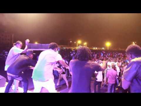 Kiff No Beat - Performance Au Complexe Jesse Jackson De Yopougon video