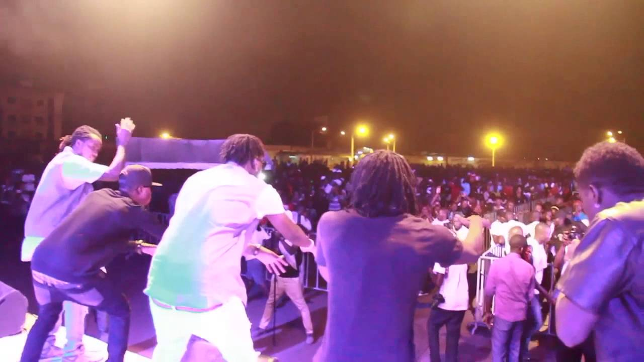 Kiff no beat performance au complexe jesse jackson de for Album de kiff no beat