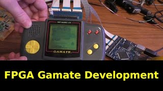 FPGA Gamate Core Development and Demo