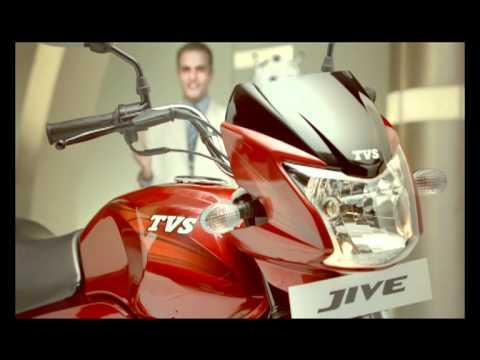Tv Commercial of TVS Jive Motorbike