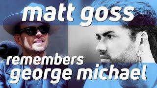 Matt Goss from Bros Remembers George Michael + French & Saunders   philmarriott.net