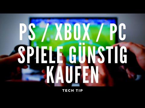 PlayStation / Xbox / PC Spiele günstig kaufen? 🎮 - Tech Tip | Robert Kagan