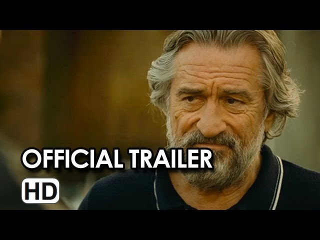 The Family Official Trailer (2013) Robert de Niro, Michelle Phieffer Movie HD