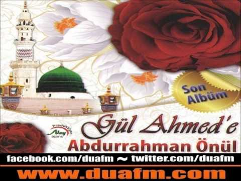 Abdurrahman Önül - Veysel Karani İlahisi 2012