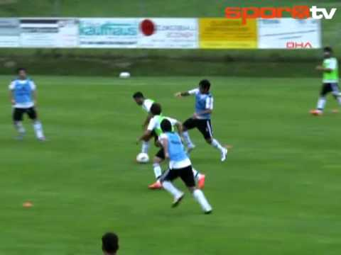 Muhammed Demirci - Messi Golü
