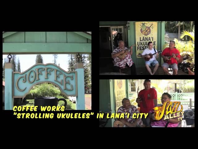 4th Annual Lanai Ukulele Festival
