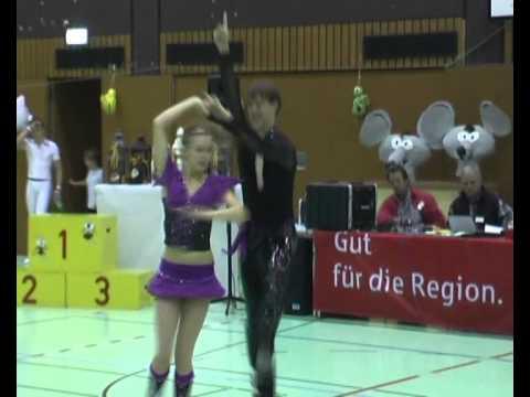 Nantje Frerichs &  Stefan Gall - 29.Rhein-Sieg-Cup