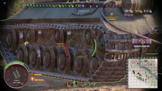 World Of Tanks - Ps4 - Caernarvon - Hidden Village - Ace Tanker 4.2K+ Damage