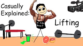 Casually Explained: Lifting