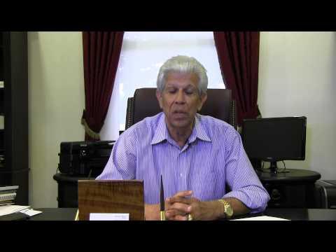 Hawaii Baptist Academy's President Welcomes Students