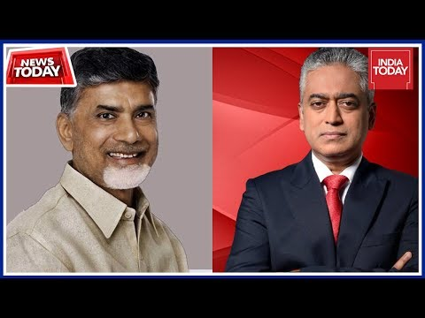 TDP's Exit From NDA Really About Andhra Pride Or Pure Politics ? | News Today With Rajdeep