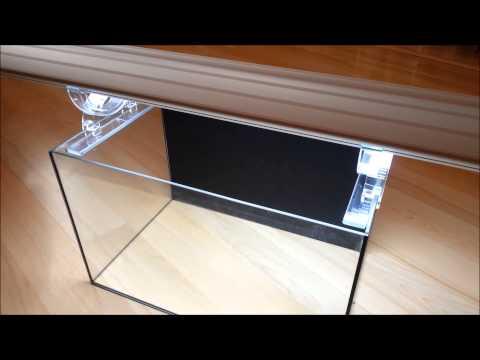 4AQUA Osvětlení pro miniakvária 2x24W 800B T5 | Rostlinna-akvaria.cz