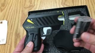 Stun Gun Assembly Line At Taser International
