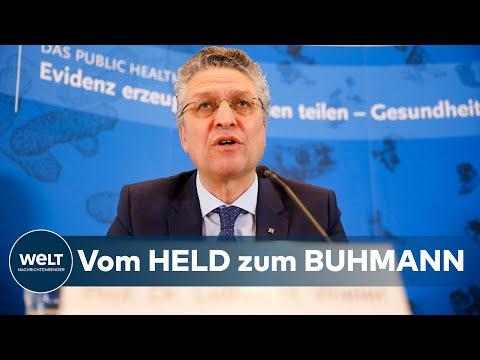 CORONA-KRISE: Kritik am Robert-Koch-Institut wird immer schärfer