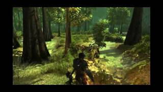 Arcania: Gothic 4 Combat trailer (World of Arcania Combat)