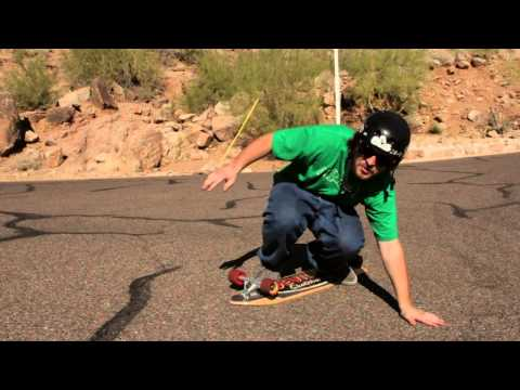 How to: Stop your Longboard