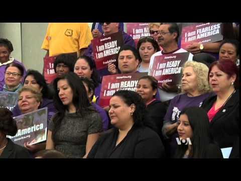 Lengthy Legal Battle Looms Over Obama Immigration Order