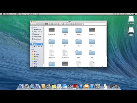 How to Install Mac OS X 10.9 Mavericks on Windows 7,8 using VMware