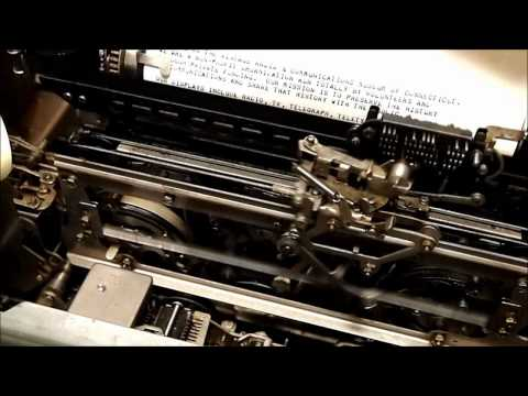 Teletype Model 28 ASR (HD)