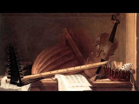 Бах Иоганн Себастьян - Sonata For Flute And Basso Continuo No 2 In Em