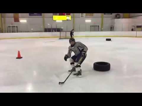 Transition Power Skating Drill