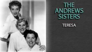Watch Andrews Sisters Teresa video