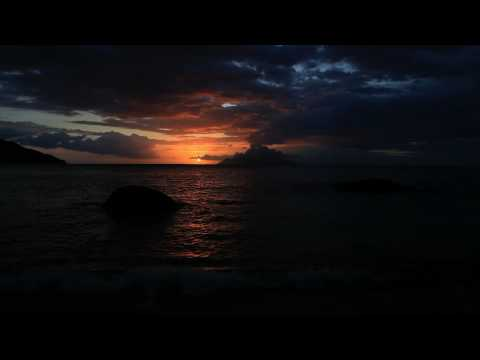 Beautiful Sunset 30 minutes (Full HD 1080p - relax video) - Naplemente a tengernél