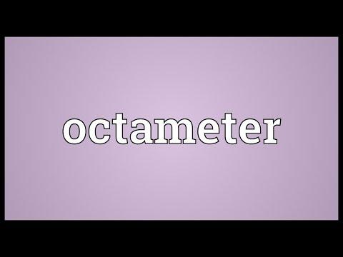 Header of octameter