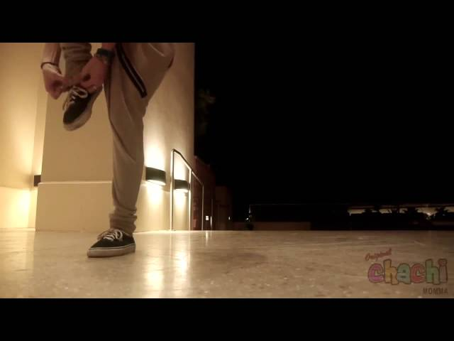 Chachimomma World Promo Teaser Featuring Luke Minx at Hip Hop International 2012