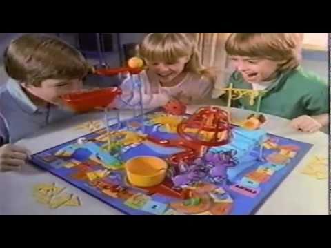 Mouse Trap Commercial 1990
