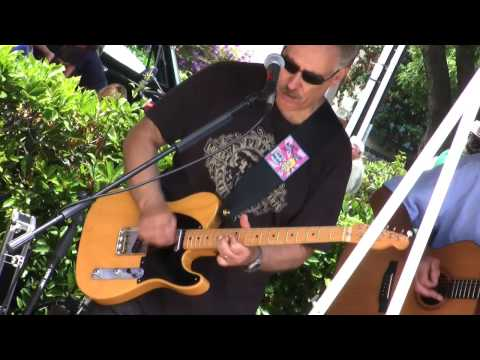 Switchbak: For What It's Worth (Buffalo Springfield cover) live Groovin' in the Gove car show