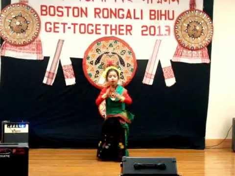 Modern Assamese Dance